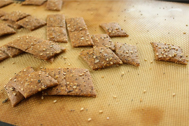 Reinhart crackers.