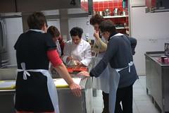 atelier culinaire - Sandrine Baumann © 2011 Laurent Govaert2