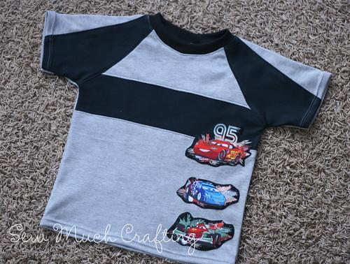 Cars Shirt 1a
