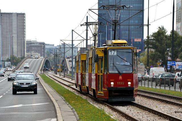xxx 05 ZTM 1192 [Warsaw tram] 17
