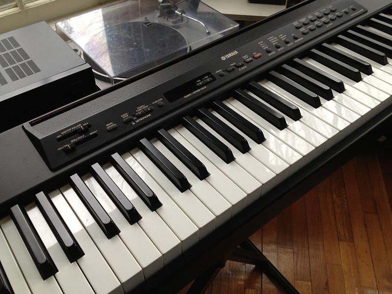 Yamaha P80 Digital Piano