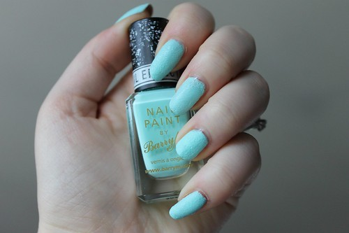 Barry M Textured Nail Paint in Ridley Road