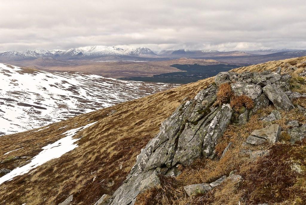Across Rannoch Moor to Glencoe
