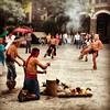 Cuernavaca. Plaza de Armas.