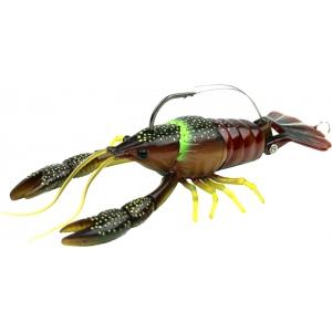 dahlberg-clackin-crayfish Brown Olive