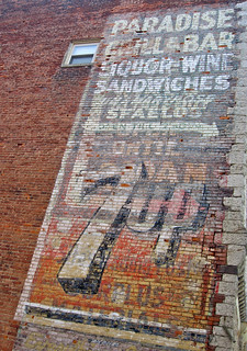 7up Ghost Sign, Findlay, OH