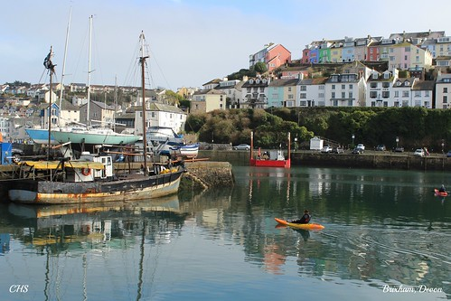 Brixham, Devon by Stocker Images