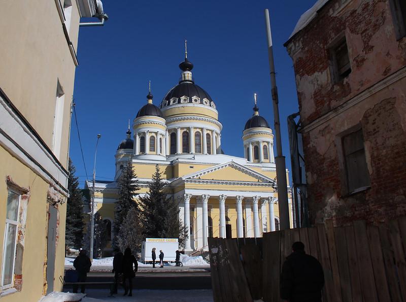 Рыбинский собор. Выездной миссионерский семинар 7-10 марта 2013