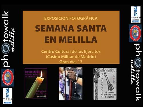 Semana Santa en Melilla - Exposición Fotográfica - Centro Cultural de los Ejércitos - Casino Militar de Madrid - Gran Vía 13 Madrid (1)