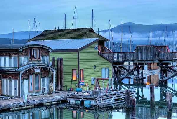 Cowichan Bay Marina – Cowichan Bay, BC, Canada
