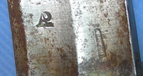 Sabre An XIII - identification d'un poinçon 8551405405_9b8537d0b6