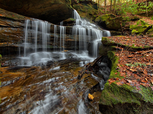 kentucky upperfalls littlelickbranch
