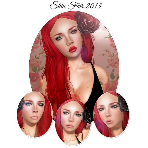 Skin Fair 2013 - DeeTaleZ by Ekilem Melodie - MONS