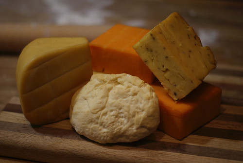 Smoked Cheeses!