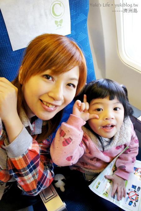 韓國濟洲島旅行【韓國真航空飛機餐】推車可以直接帶上飛機!