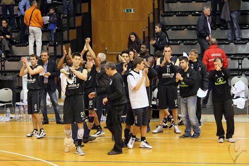 Basquetebol: Vitória SC nas meias finais da Taça de Portugal