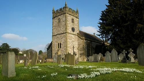 Holy Trinity Church - Ashford -in -the- water