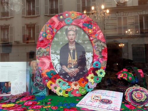 Cadre Frida chez Rrose Selavy