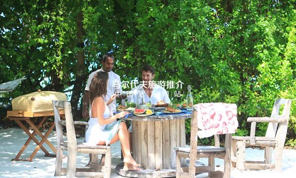马尔代夫当地用餐习惯