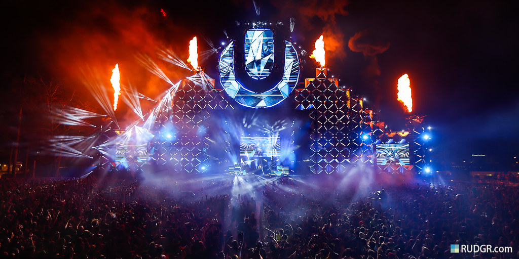 Ultra music festival wallpapers.