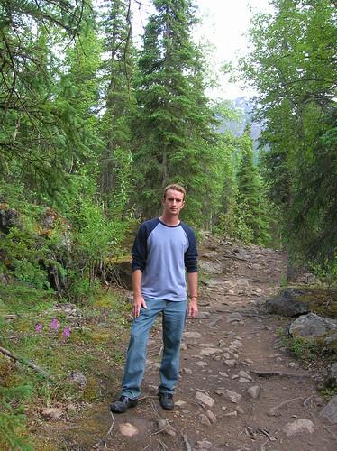 Greg Rodgers in Alaska