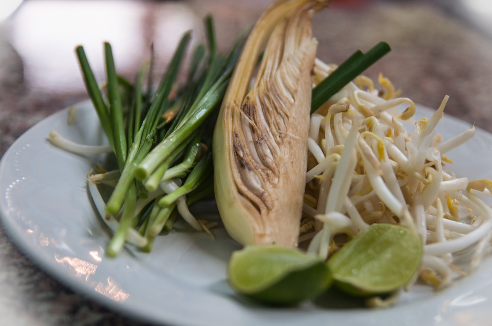 On the Side of Your Pad Thai --