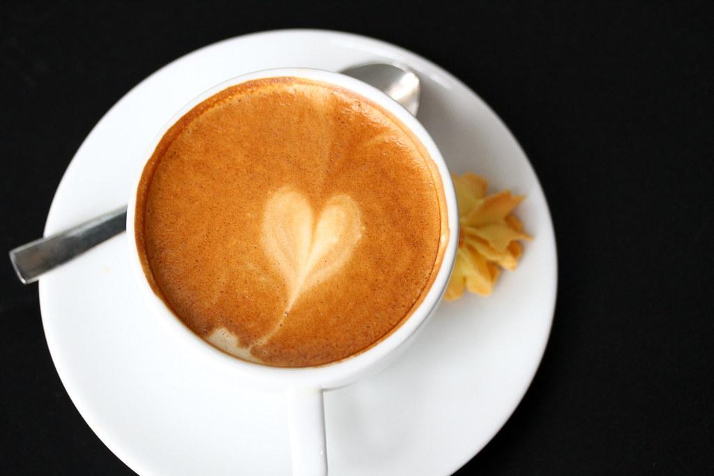 Kith Cafe: Flat White