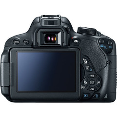Canon EOS Rebel 700D back