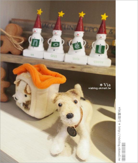 【台中咖啡廳】台中甜點推薦~小梗甜點咖啡!超好吃的季節&每日限定草莓千層!15