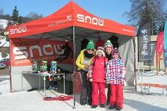 SNOW tour: Tanvaldský Špičák a parádní jarní lyžovačka