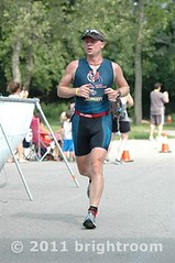 Coach Tim Finish Line