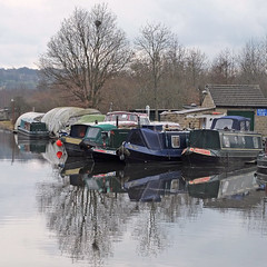 Calder and Hebble Navigation at Battyeford
