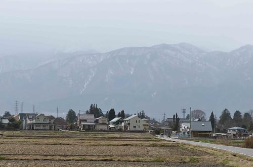Middle of Nowhere, Hotaka, Japan