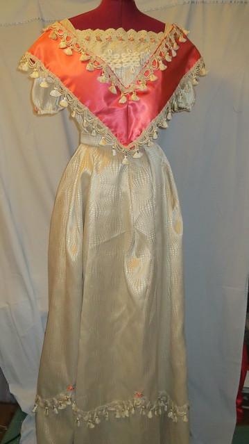 front megs dress