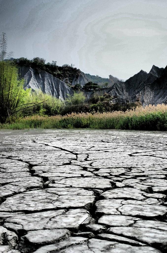 草山月世界+青瓜寮攔沙壩