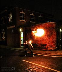 Fire Breathing - Albert Road