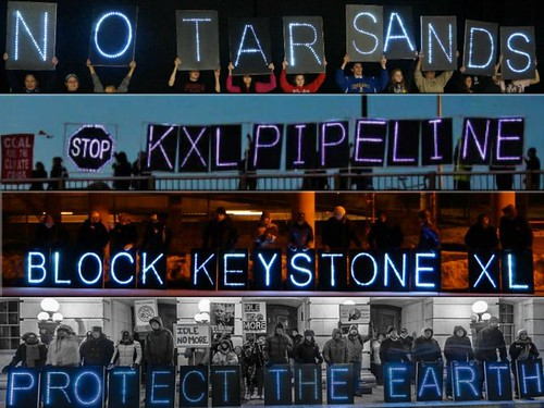 Stop Keystone Pipeline OLB Photo Montage
