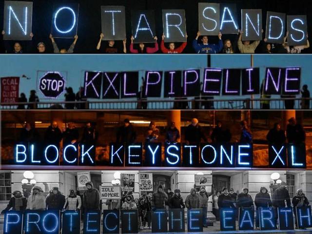 Stop Keystone Pipeline OLB Photo Montage