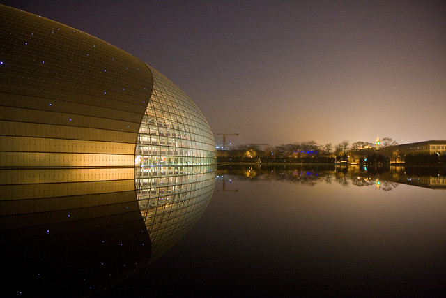 National Centre for the Performing Arts (the Giant Egg), Beijing