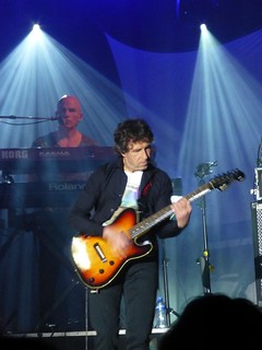 Pete Trewavas and Mark Kelly