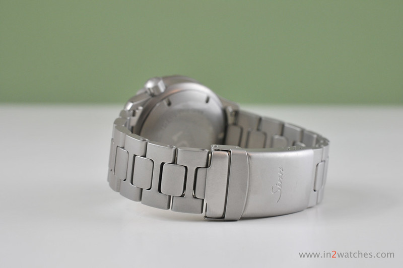 Sinn U1 bracelet