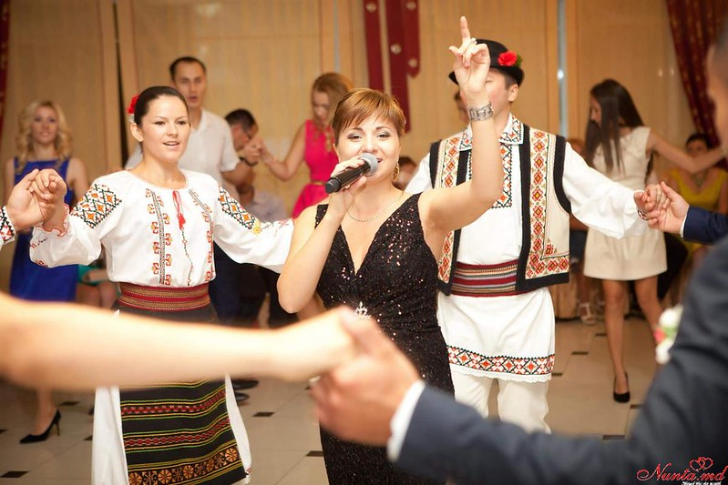 Cristina Ceauş и Её Группа!