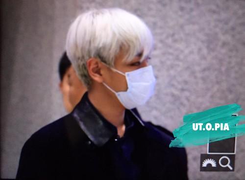 TOP - Incheon Airport - 22jan2015 - Utopia - 01