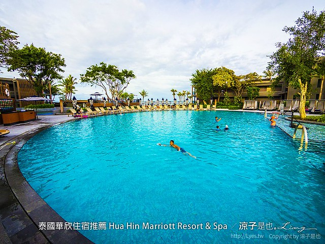 泰國華欣住宿推薦 Hua Hin Marriott Resort & Spa 14