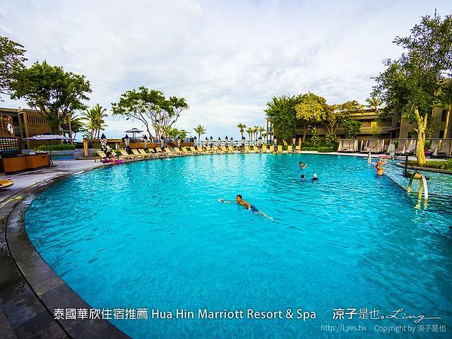 泰國華欣住宿推薦 Hua Hin Marriott Resort & Spa 14