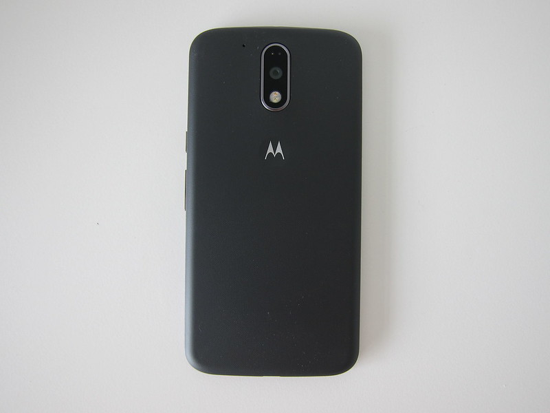 Moto G4 Plus - Back