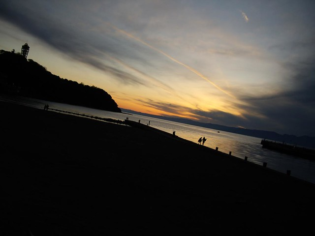 201301p 鎌倉 江の島 江ノ島 Kamakura and Enoshima PENTAX Optio S10