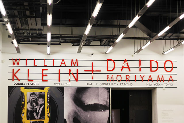 William Klein & Daido Moriyama Tate Modern photography exhibition