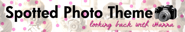 Introduction to The Spotted Photo Theme 2013, created by iHanna