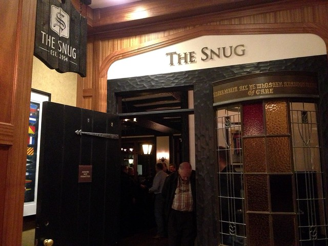 Snug Pub entry